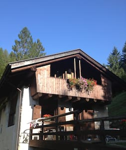 il fienile nel bosco a Ledro - Bezzecca - Bungalo