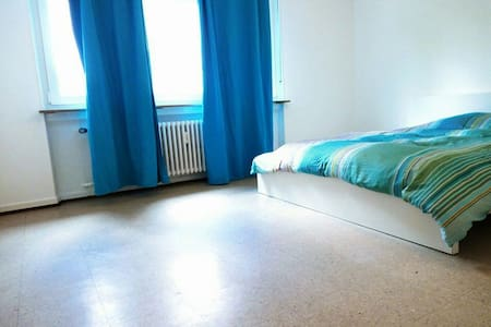 Cozy room close to city center, double bed