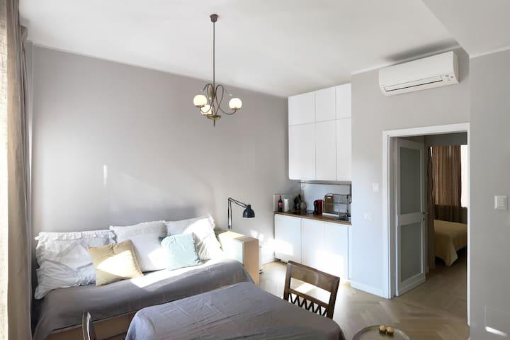 Delightful brand new apartment
