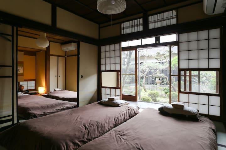 ~ kyoto authentic zen garden house ~ - Higashiyama Ward, Kyoto - Dom