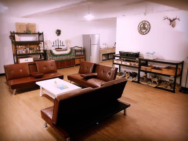 台南C9公寓民宿(一天只接待一組)