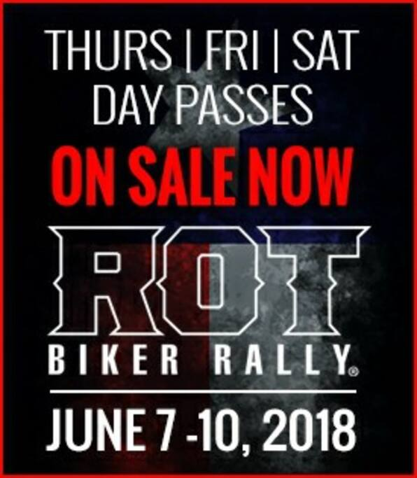Austin ROT biker rally is not far!!!!