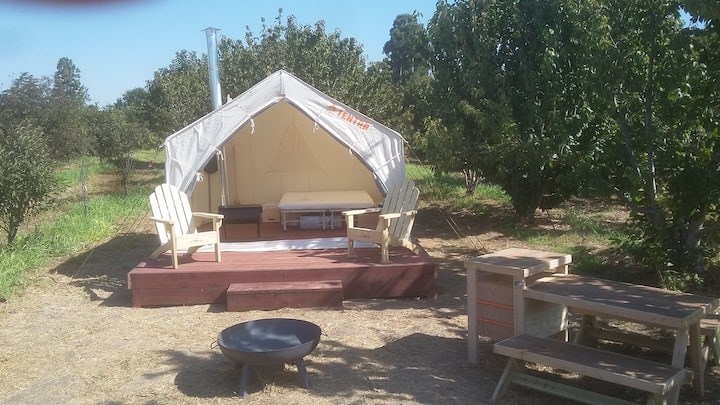 Tentrr Signature Site - Lagier Ranches Camp