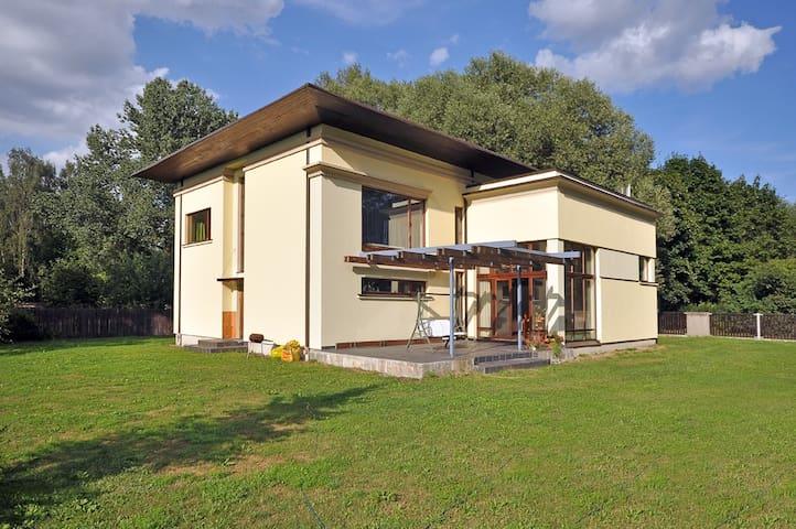 Spulgas house - Riga - Hus