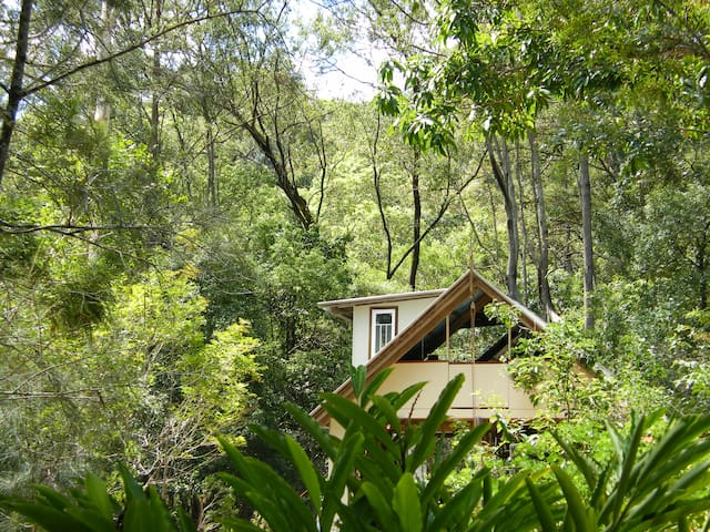 Glamping in 'The TreeHouse'. - Crabbes Creek - Ağaç Ev