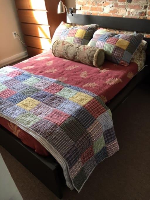 Comfy Bed IKEA Foam Platform