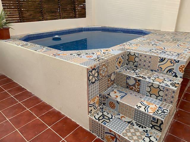 Residence  PAPAGAYO  - Studio piscine privée ORAN