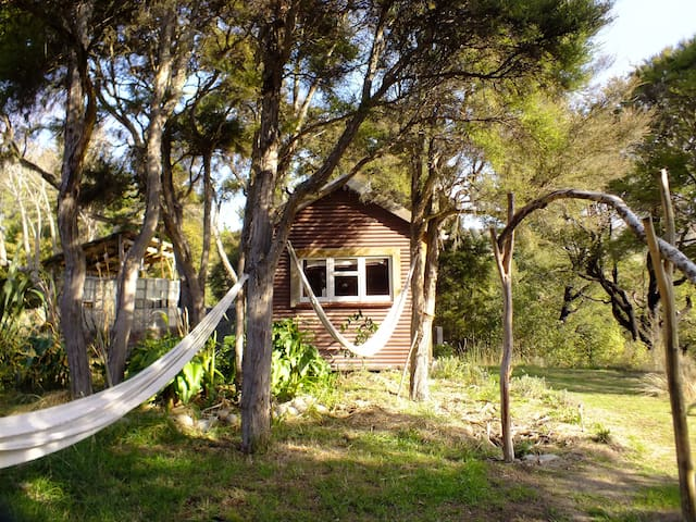 Relax in nature - private eco-cabin - Parnassus - Cabaña