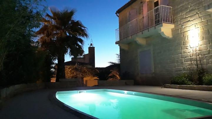 Appartement entre Camargue, plages et Cévennes.