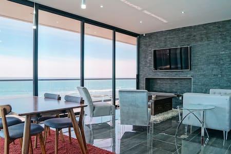 Oceanfront, Instagram-Perfect, Luxury Cliff Condo