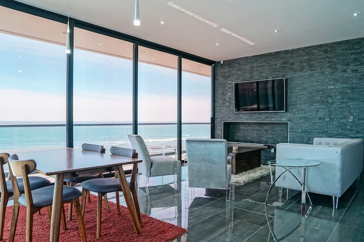 Oceanfront, Instagram-Perfect, Luxury Cliff Condo