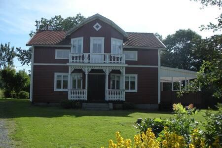 Naturskønt hus i Småland