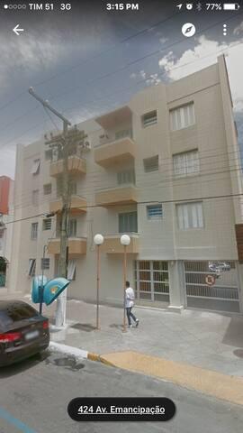 Apto na área central de tramandai - Tramandaí - Lägenhet