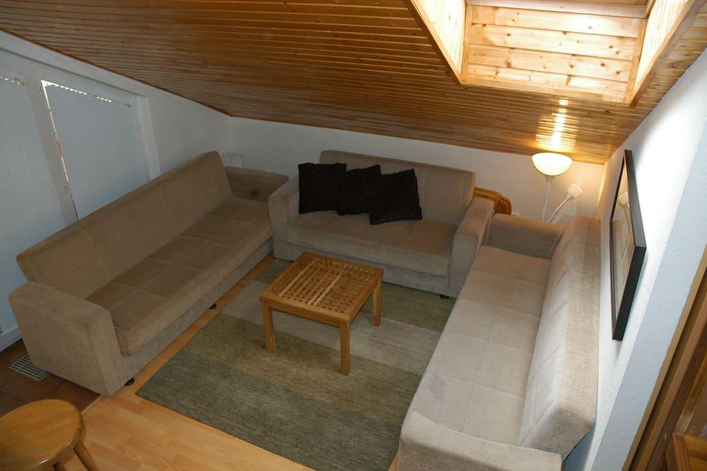 3-izb./3 room Apartment GRAND (living room 2x SOFA)