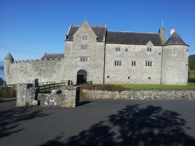 Castle View B&B Sligo / Leitrim - Dromahair - Bed & Breakfast