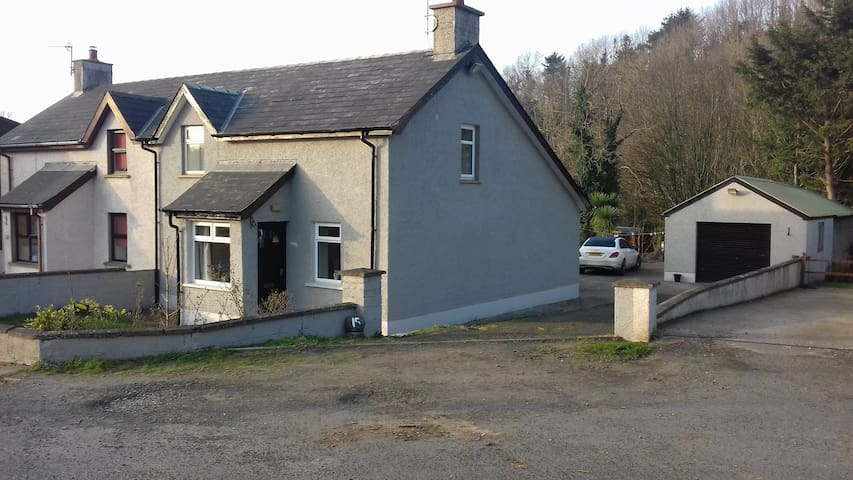 Careymill Cottage a gem in the heart of the Glens.