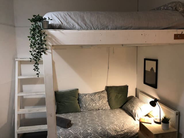 Cool WareHouse in Hackney Wick