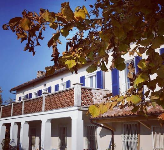 La Casa Blu Bed & Breakfast_ROOM 1 - San Desiderio - Bed & Breakfast