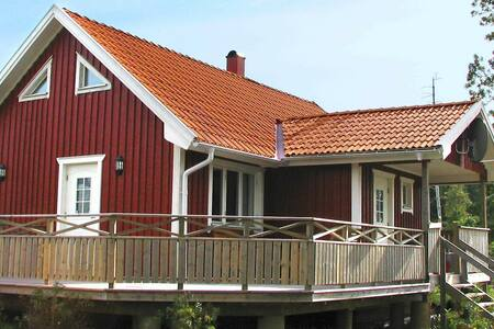 4 star holiday home in LJUNG