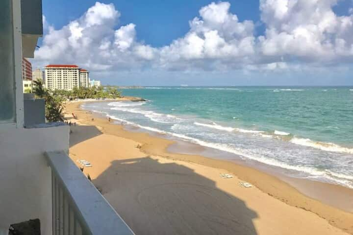 Beachfront Studio at Condado
