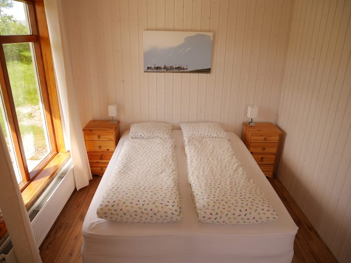 Room on Icelandic family farm