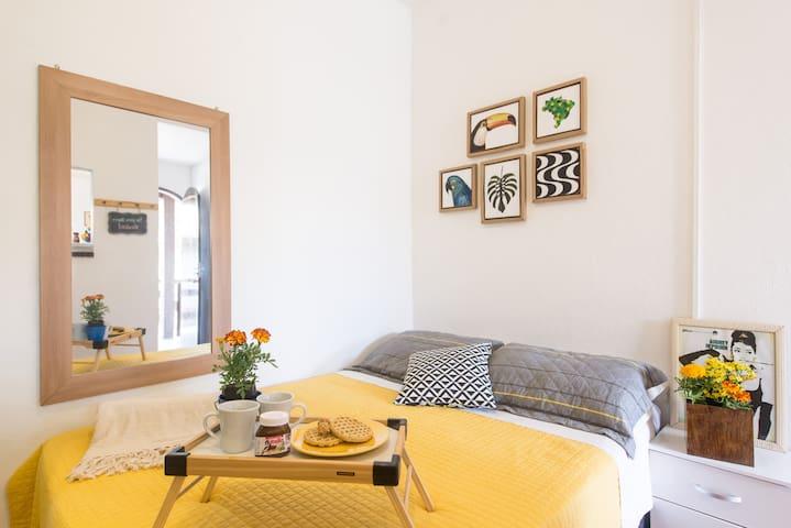Lindo Studio em Búzios com cozinha - Armação dos Búzios - Appartement