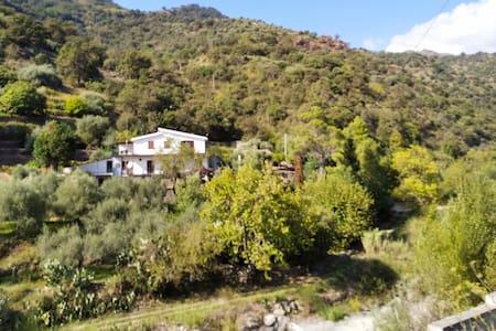 Casa Ricciolino - Gole Alcantara - Motta Camastra.