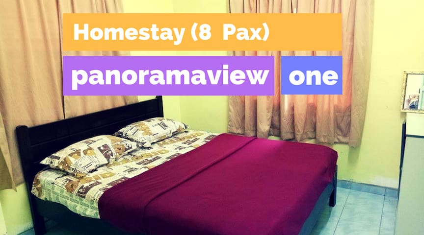 Panoramaview One - Homestay for 8 Pax