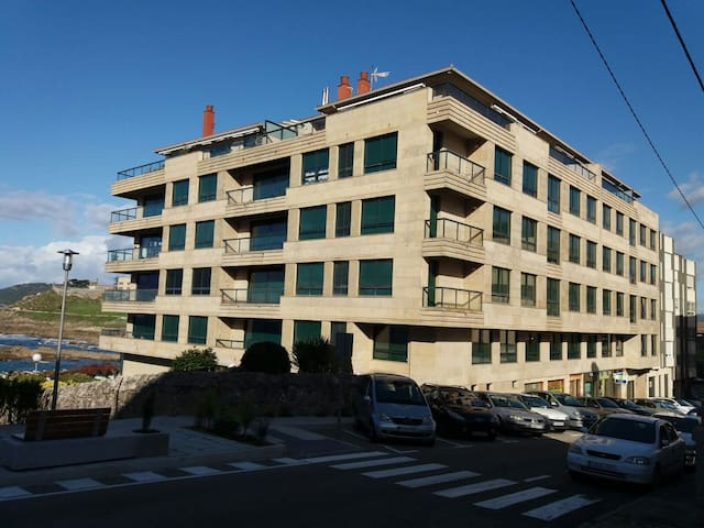apartamento centrico  en baiona pontevedra - Baiona - Daire