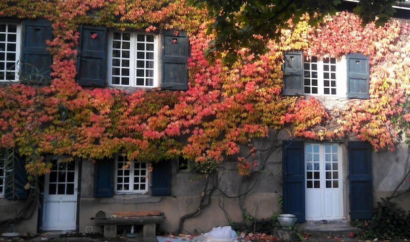 Etage mansardé, bien aménagé, 3 chambres - Saint-Chamond - Andre