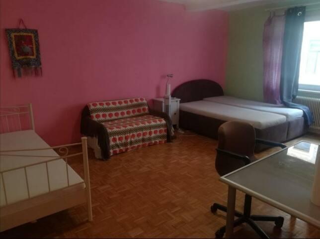 VIENNA room 1