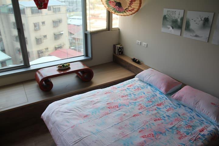 Double En-suite Private Room+Toilet