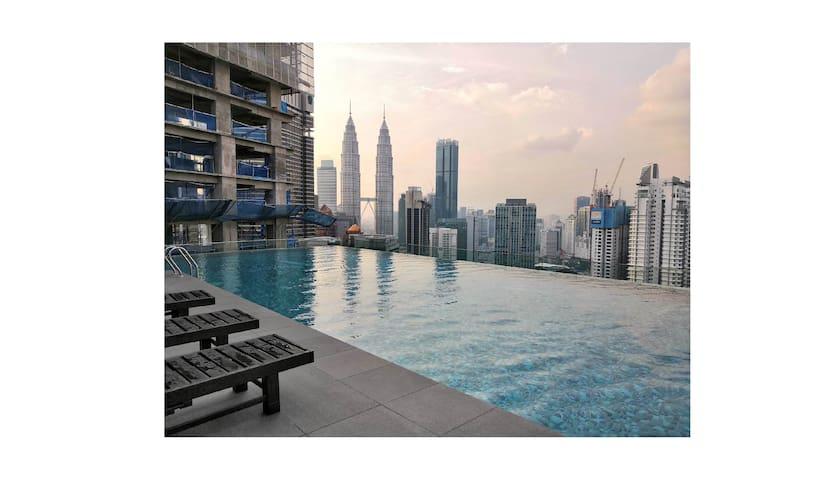 Dorsett Deluxe Soho With Rooftop Pool,Kuala Lumpur