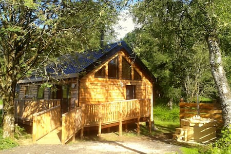 Bluebell Cabin - Argyll and Bute - Cabaña