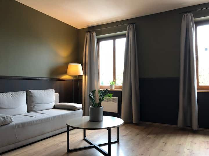 4 rooms -86 m2. 300 m to the Market Square