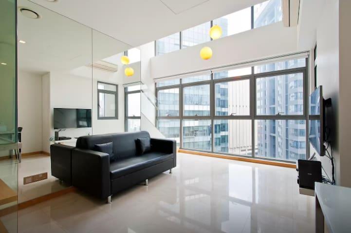 Anson  Apt  Loft 1 Bedroom Apt N BD - Singapura - Apartmen