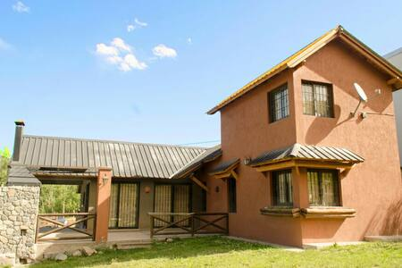 Luxury cabin sorrounded by mountains in Potrerillo - Potrerillos