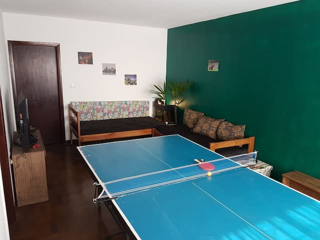 Capivara's Hostel Curitiba, pet-friendly