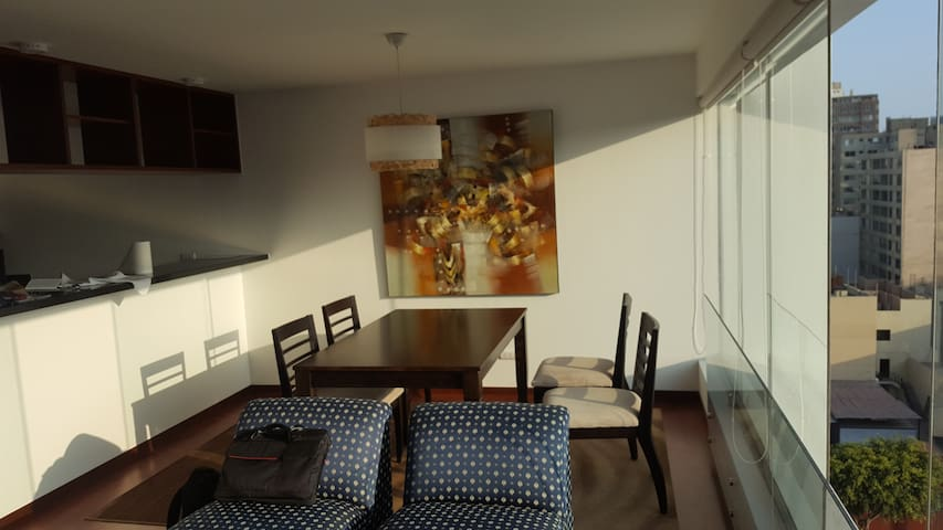 Beautiful Private Room in the Heart of Miraflores