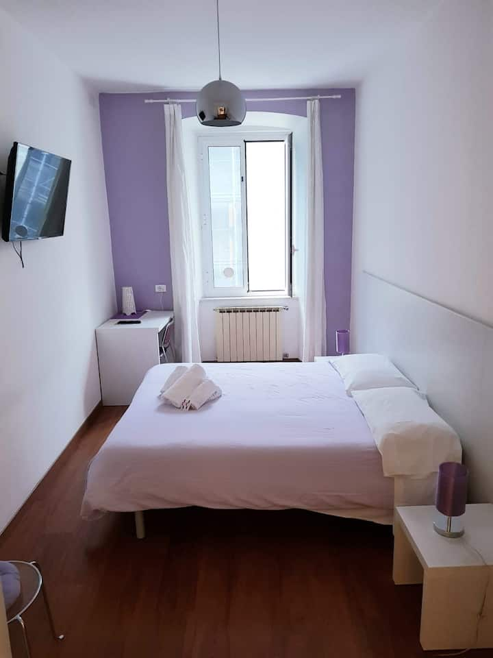 Smart Rooms B&B, camera matrimoniale