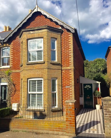 Beautiful home in Bembridge village centre - Bembridge - บ้าน