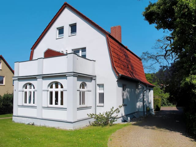 25 m² Apartment Ferienhaus Holtz for 2 persons in Zinnowitz