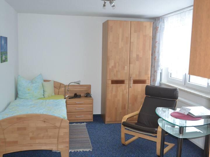 Haus Monika, (Todtmoos), Appartement, 19qm, 1 Wohn-/Schlafraum, max. 1 Person