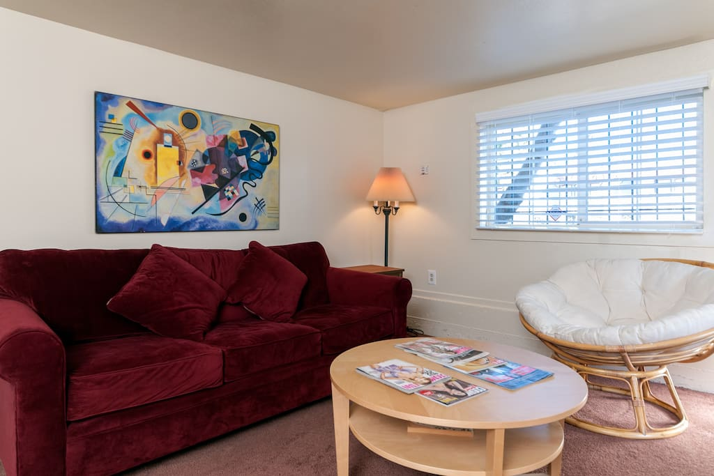 Bright Spacious One Bedroom Apt Apartments For Rent In Oakland California United States