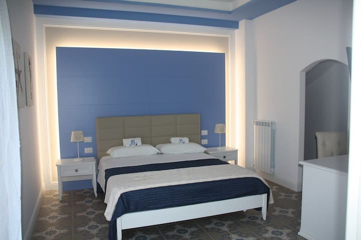 VILLA MARIA CAMERA IPPOCAMPO di Marina's Home