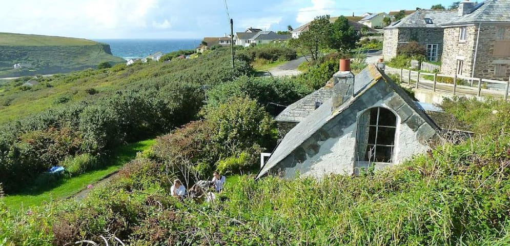 Cosy Cottage in Mawgan Porth