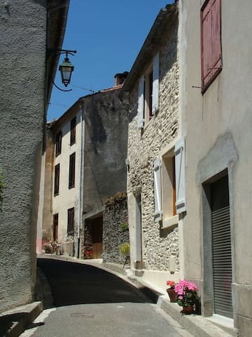 La Pierrée - Cuxac-Cabardès - Casa