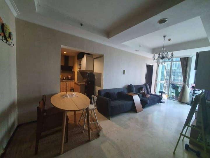 spacious apartment at Mega Kuningan CBD