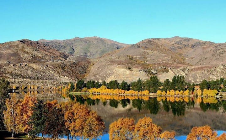 Lake View House, Cromwell, Central Otago.