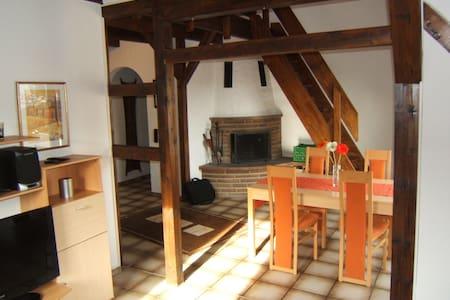 3 Zimmer Galeriewohnung mit Garage - Apartment
